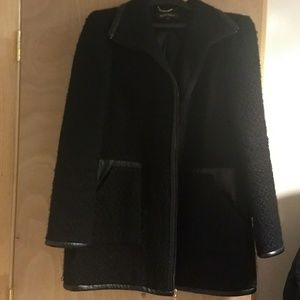 ELLEN TRACY Coat (Black)